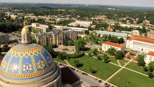 catholic university of america application
