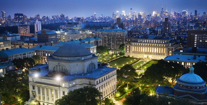 columbia university admission requirements