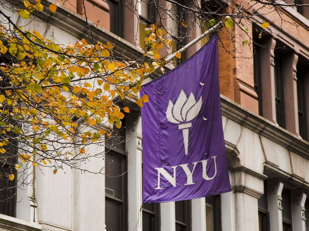 new york university admission requirement