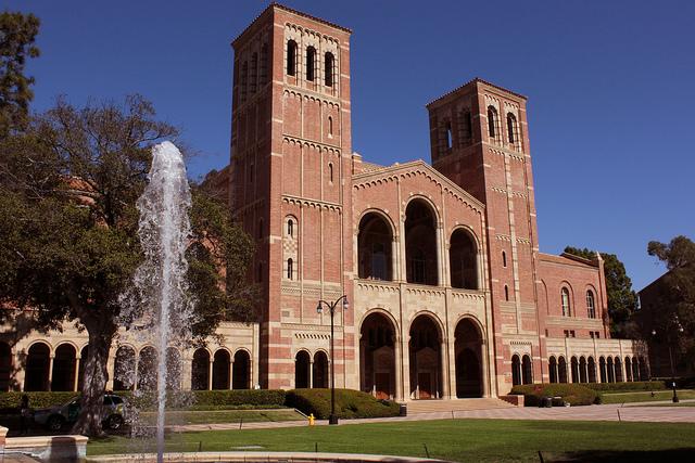 university of california nursing programs