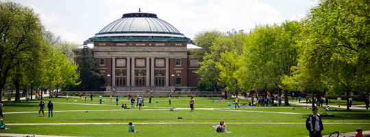 university of illinois application