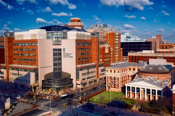 University of Maryland Baltimore Nursing Program