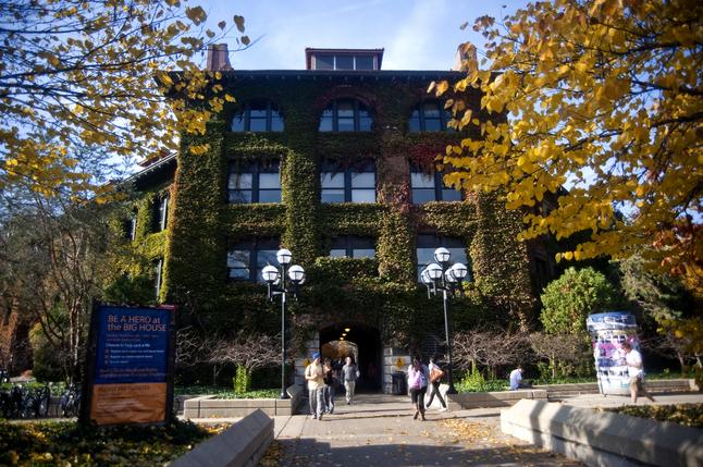 university of michigan ann arbor nursing