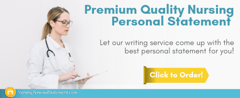 personal statement for healthcare assistant