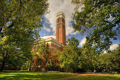 vanderbilt university admission requirements