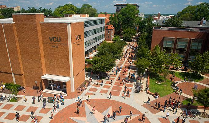 virginia commonwealth university admissions