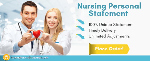 loyola university chicago nursing personal statement help