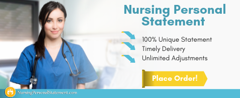 professional nursing personal statement