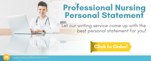pediatric nursing personal statement help