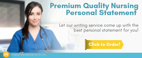 nurse practitioner personal statement help