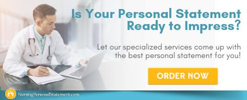 stellar nursing personal statement examples